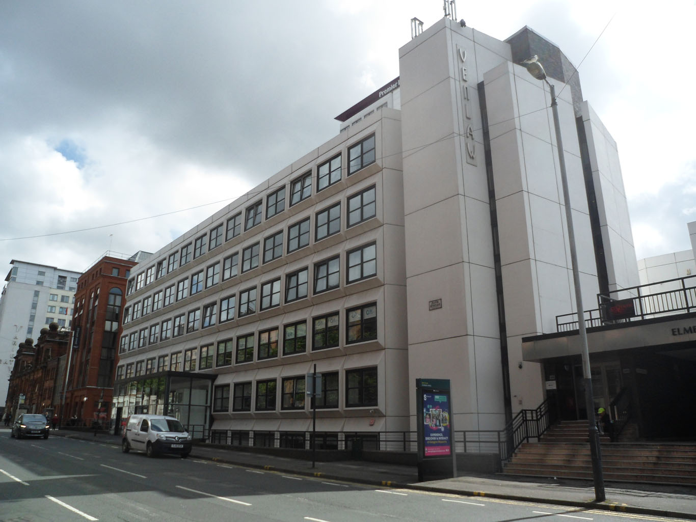 349 Bath Street, Glasgow, Scotland